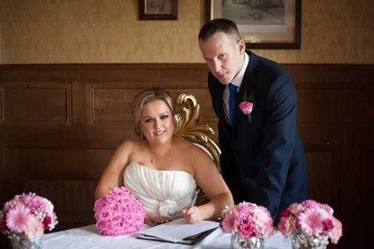 Pamela and Kieran Galligan Wedding Photography